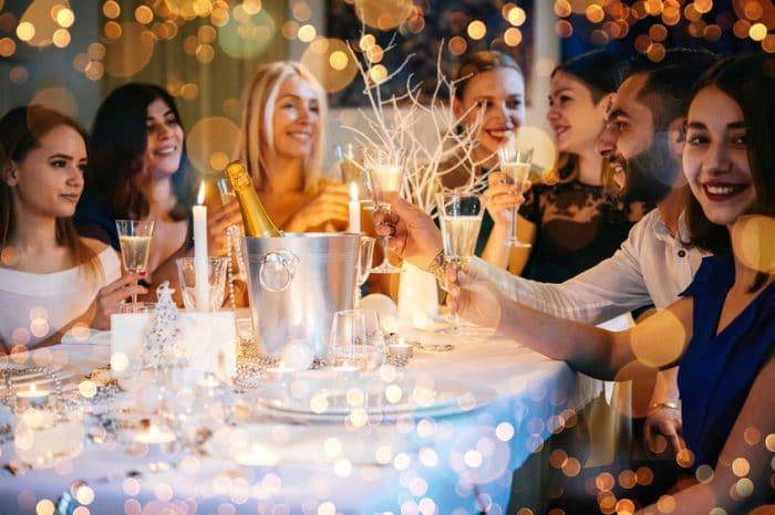 Organiser une fête à la maison